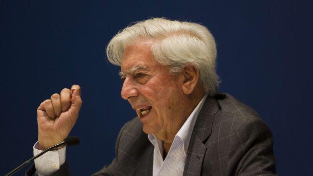 Mario Vargas Llosa dijo que el Perú es un país estable que progresa. (EFE)