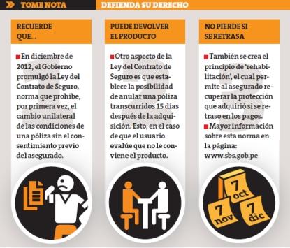 Es importante que se mantenga informado para conocer sus derechos. (Perú 21)