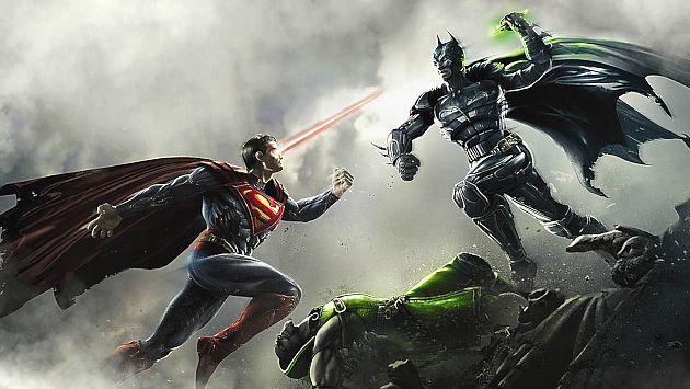 Injustice: Gods Among Us muestra una nueva faceta de los superhéroes. (Internet)