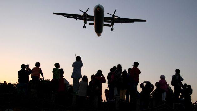 Corea del Sur evalúa ampliar su zona de vigilancia aérea. (EFE)