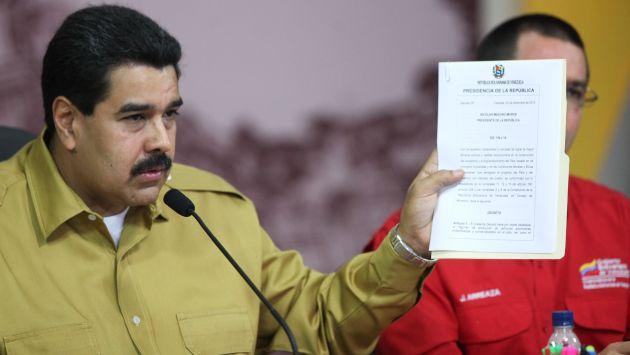 Nicolás Maduró anunció medidas en sector automotor. (AFP)