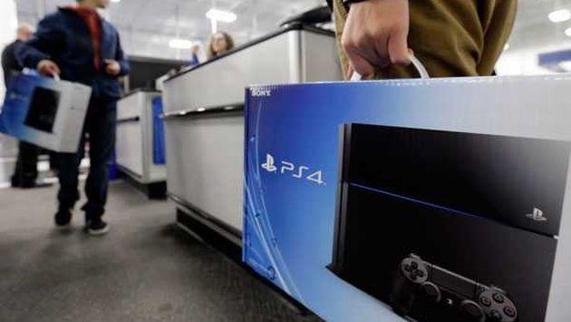 1 millón de PS4 se vendieron en el primer día de su lanzamiento. (Internet)