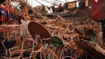 Argentina: Cuatro muertos por temporales en Buenos Aires y Córdoba - Noticias de rosario central
