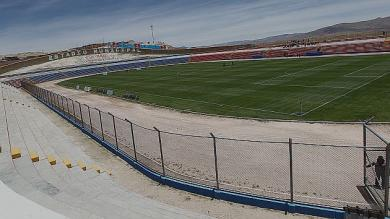 Estadio municipal de Espinar
