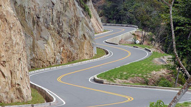 Loreto: Lista la carretera que unirá costa y selva. (USI)
