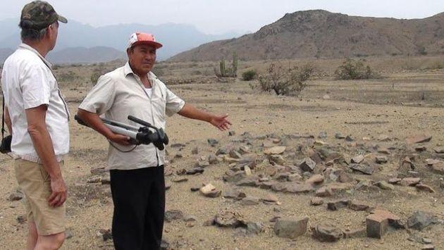Arqueólogos hallaron una ciudadela más antigua que Caral en Chiclayo. (RPP)