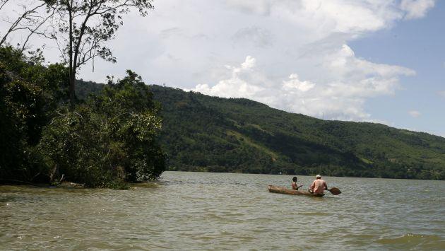 Senamhi alerta por crecida del río Huallaga. (USI)