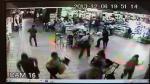 'Marcas' irrumpen a tiros en Polvos Azules - Noticias de elvis lavado ramirez