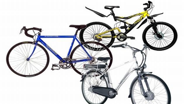 Existen bicicletas acorde al peso y tamaño de la persona. (Internet)
