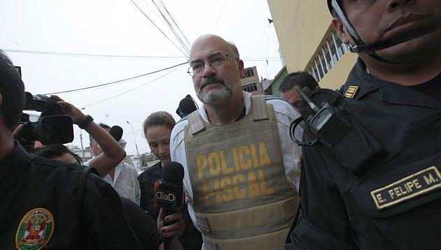 La Policía estima que la actividad ilícita de Bartoli empezó el 2000. (Andrés Cuya/USI)
