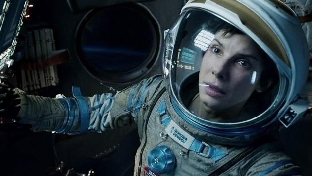 Ganaría el Oscar a Mejor Actriz por su papel como astronauta. (Difusión)
