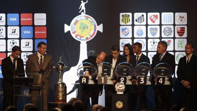 Equipos peruanos ya conocen a sus rivales en la Copa Libertadores 2014. (Reuters)