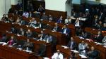 Parlamento elige a González, Yamada y Kisic para el BCR - Noticias de gustavo yamada