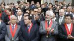 TC falla a favor de magistrados - Noticias de homologación de sueldos
