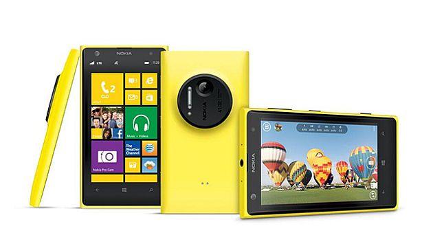 El Nokia Lumia 1020 tiene cámara de 41 Mp. (Difusión)