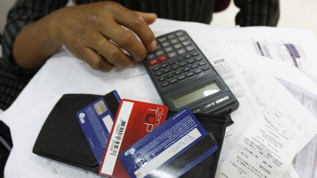 No es recomendable tener más de una tarjeta de crédito ni usarlas para gastos innecesarios. (USI)