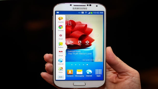El Galaxy S5 sería muy diferente en materia de seguridad que el S4. (Internet)