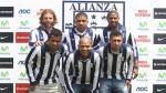 Alianza Lima presentó a sus primeros refuerzos para el 2014 - Noticias de wilder cartagena