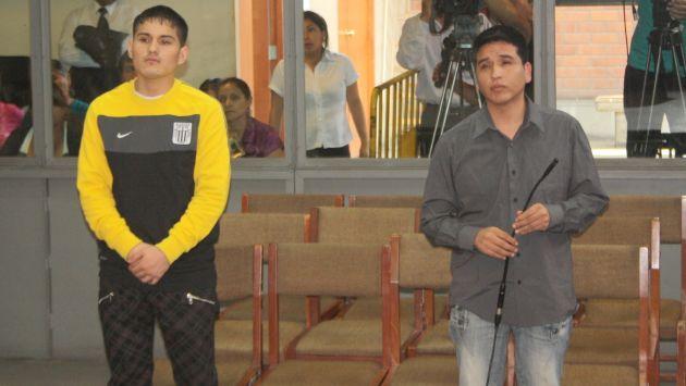 Procesados por caso Ruth Thalía rechazaron acogerse a la conclusión anticipada. (Difusión)