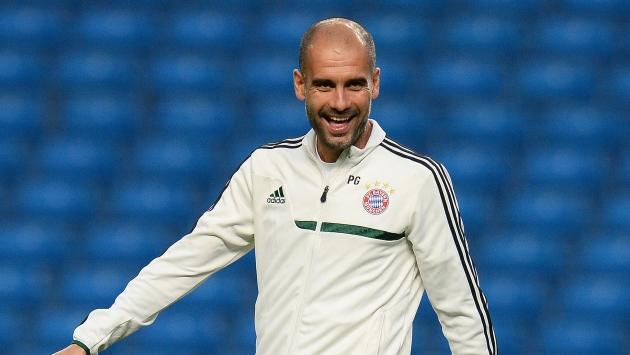 Pep Guardiola es el técnico mejor pagado del planeta. (AFP)