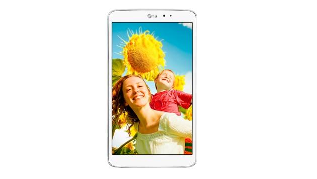 Llega la tableta G Pad, lo nuevo de LG (USI)