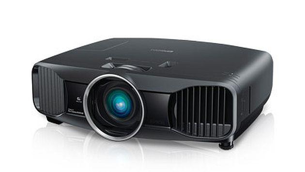 Proyector Epson Pro Cinema 6020UB. (Internet)