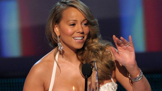 Mariah Carey, acusada otra vez de cantar para cuestionados personajes. (AFP)