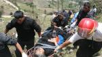 Al menos 15 muertos tras caída de bus a abismo en vía Pativilca-Huaraz - Noticias de accidente de transito