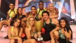 'Combate': 'Equipo verde' alzó el trofeo de 'La revancha' - Noticias de tatiana castro manarelli