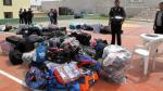 Tumbes: Incautan más de S/.40 mil en mercadería de contrabando - Noticias de contralmirante villar