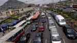 Lima es un caos por tráfico y ambulantes - Noticias de accidente en la vía puno - cusco