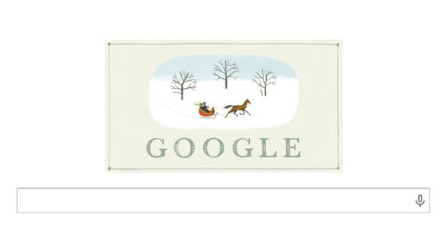 Google creó nuevo doodle. (Google)