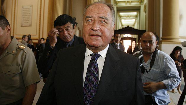 Pidió reformas en Sistema Interamericano de Derechos Humanos. (César Fajardo)