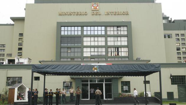 Seguridad ciudadana 2014 for Ministerio de interior legalizaciones
