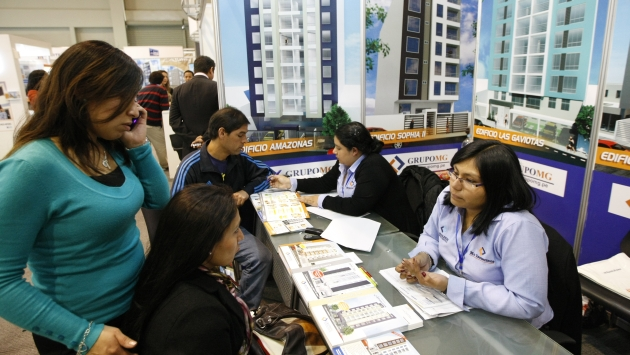 Créditos hipotecarios en soles crecieron 36.9% en noviembre. (USI)