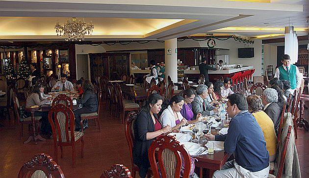 El negocio de la comida sigue siendo uno de los más rentables en el Perú. (USI)