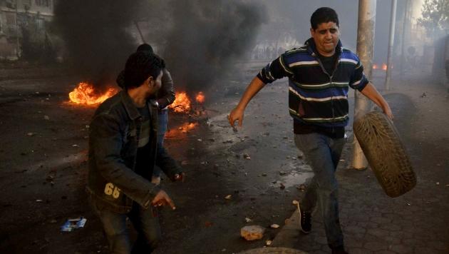 Desafían al Gobierno egipcio. (AP)