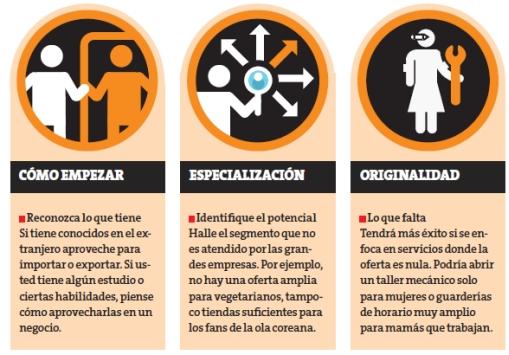 Brindar servicios originales es un plus. (Perú21)