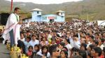 Ollanta Humala defiende Qali Warma y criticó al gobierno de Alan García - Noticias de huancabamba