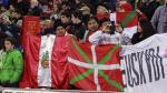Perú cierra el año con una humillante derrota ante el País Vasco [Fotos] - Noticias de país vasco vs. perú