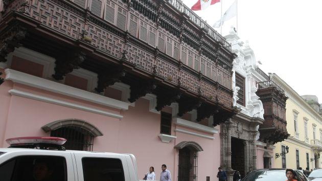 Publican Ascensos En Torre Tagle Pol Tica Peru21