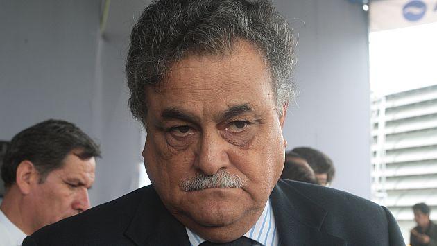 Jaime Quijandría Salmón también fue ministro de Economía del gobierno de Alejandro Toledo. (Martín Pauca)