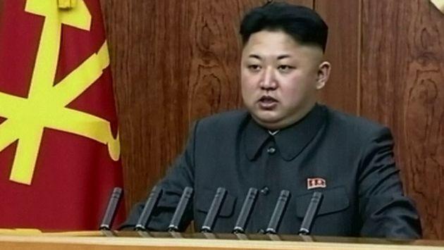 Kim Jong-un justifica ejecución de su tío en discurso por Año Nuevo. (AP)