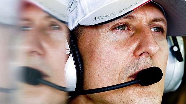 Michael Schumacher ya ha sido sometido a dos operaciones. (EFE)