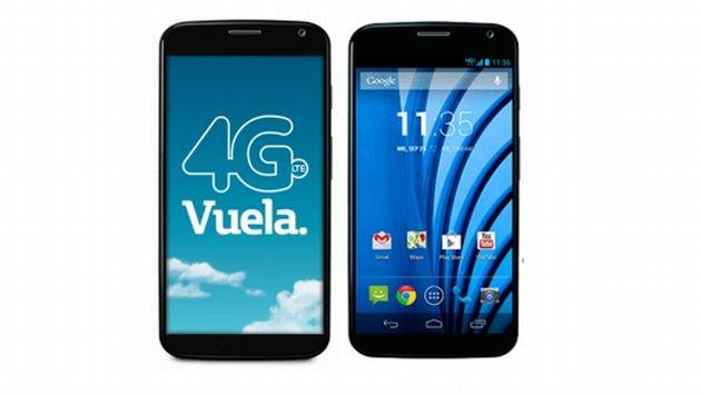 Movistar puso en funcionamiento tecnología 4G LTE en el Perú. (Difusión)