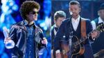 Bruno Mars vence a Timberlake al obtener el disco más vendido del año - Noticias de get lucky
