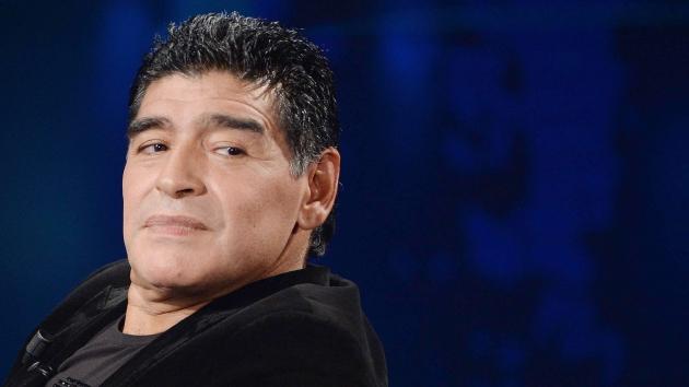 Diego Maradona no se pondrá el buzo nacional. (EFE)
