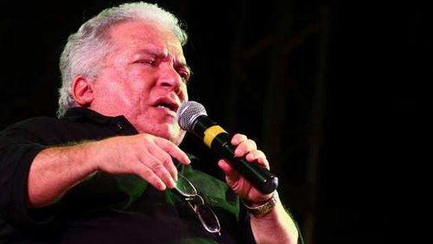 Cantante Nelson Ned falleció a los 66 años