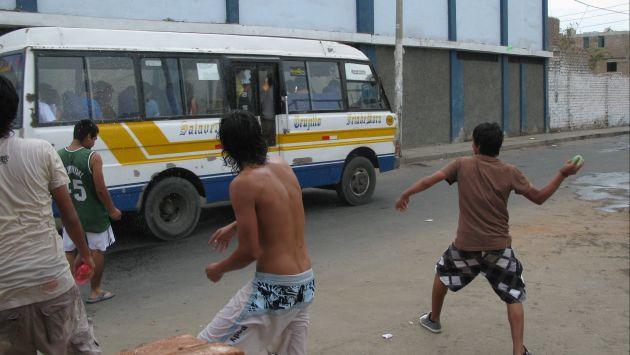Vandalismo en carnavales será sancionado. (USI/Referencial)