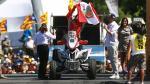 Rugieron los motores - Noticias de bandera argentina